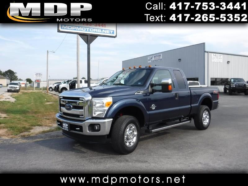 Ford F-350 SD XLT SuperCab 4WD 2015
