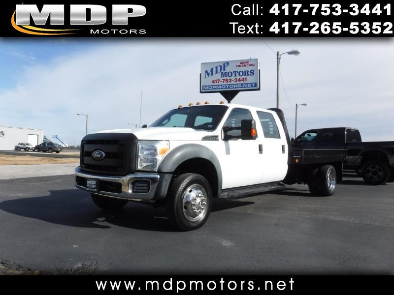 Ford F-450 SD Crew Cab DRW 4WD 2011