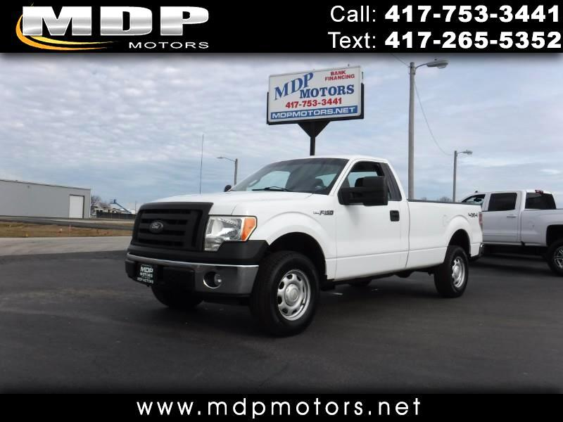Ford F-150 XL 6.5-ft. Bed 4WD 2010