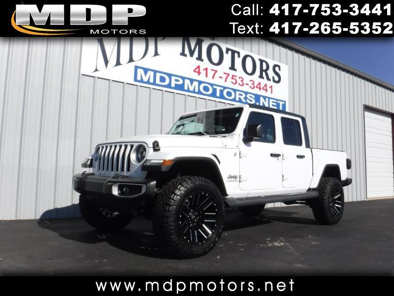 Jeep Gladiator Overland 2020