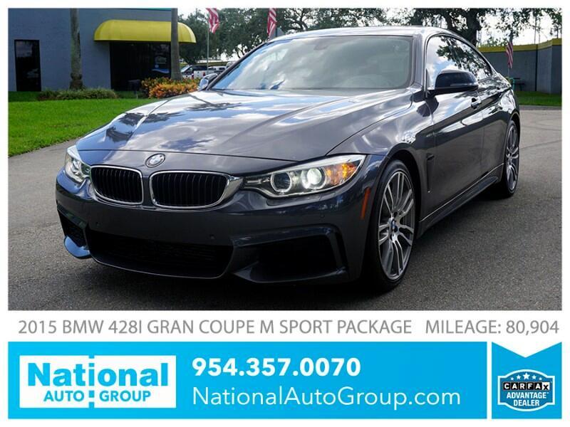 2015 BMW 4-Series Gran Coupe 428i