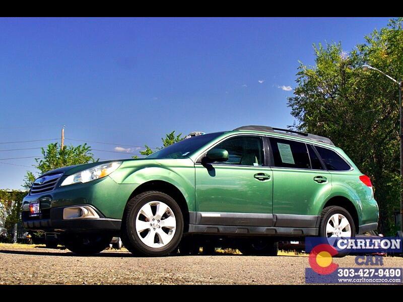 Used Subaru Denver >> Used 2011 Subaru Outback 2 5i Premium For Sale In Denver Co