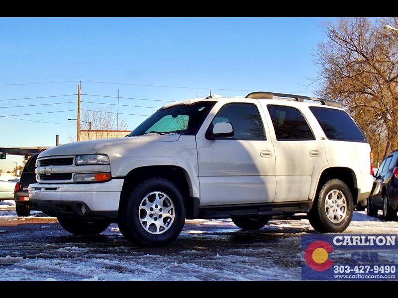 Chevrolet Tahoe 4WD 2002