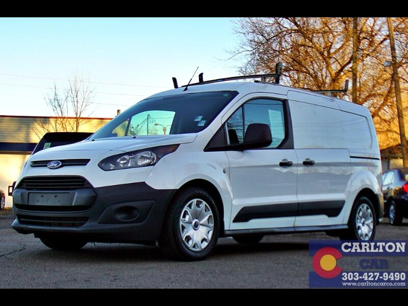 Ford Transit Connect Cargo Van XL LWB w/Rear 180 Degree Door 2016