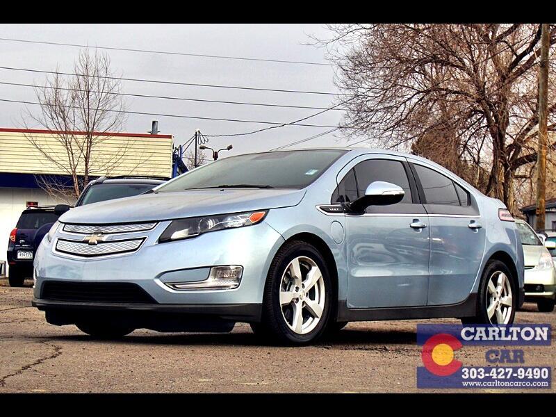 Chevrolet Volt Premium 2015