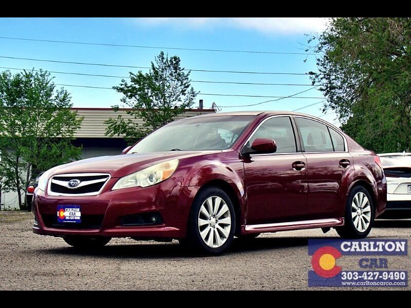Subaru Legacy 3.6R Premium 2010