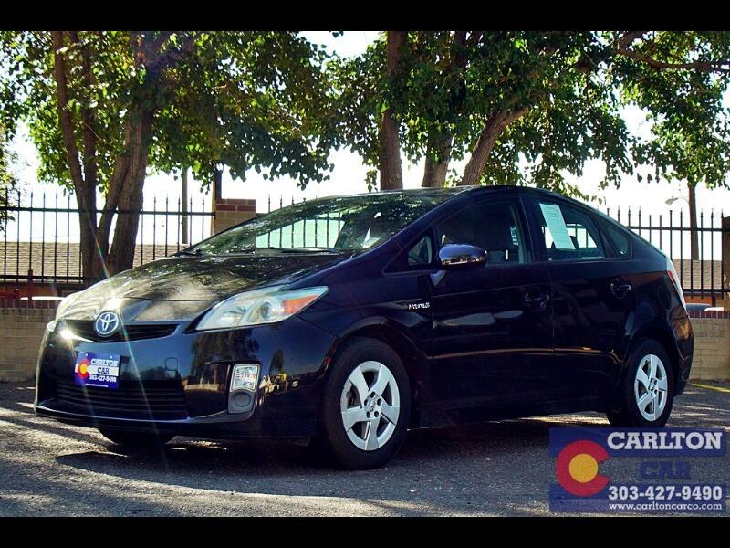 Toyota Prius Prius II 2010