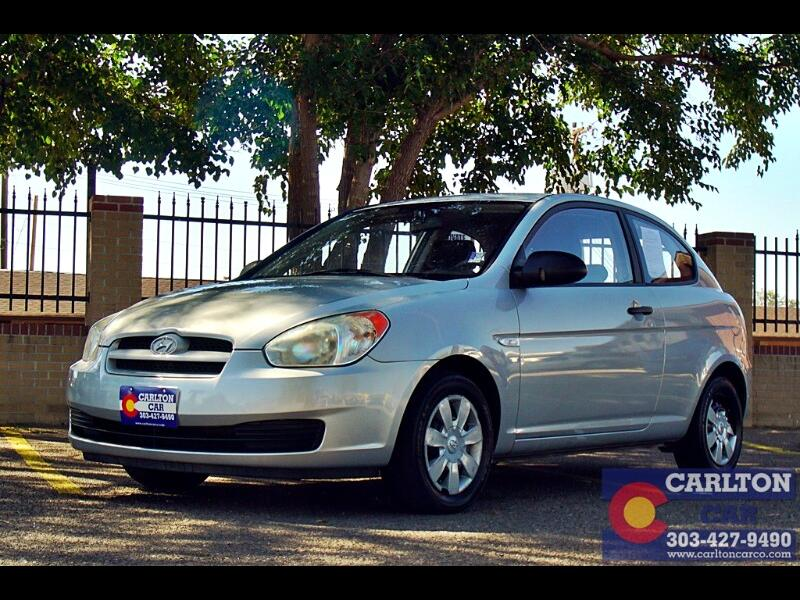 Hyundai Accent GS 3-Door 2007