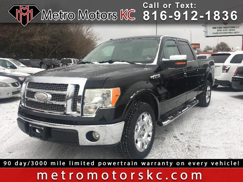 2009 Ford F-150 Lariat SuperCrew 6.5-ft. Bed 2WD