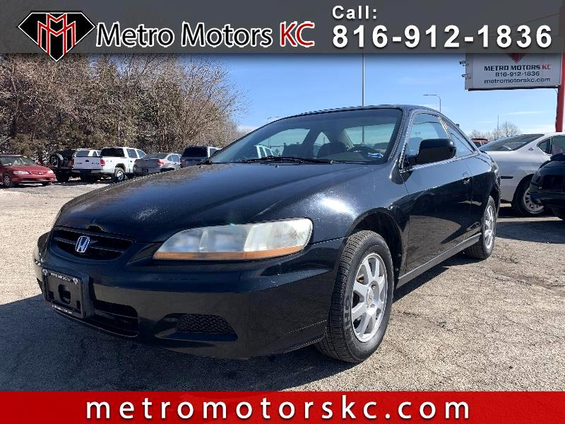 Honda Accord Special Edition Coupe 2002