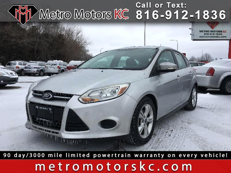 2014 Ford Focus SE Hatch