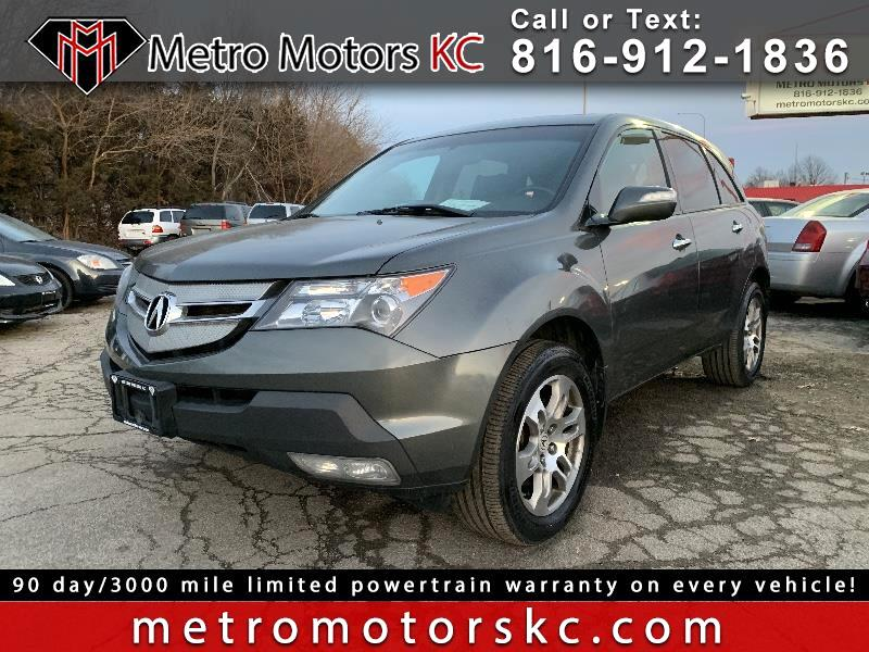 2007 Acura MDX Tech Package