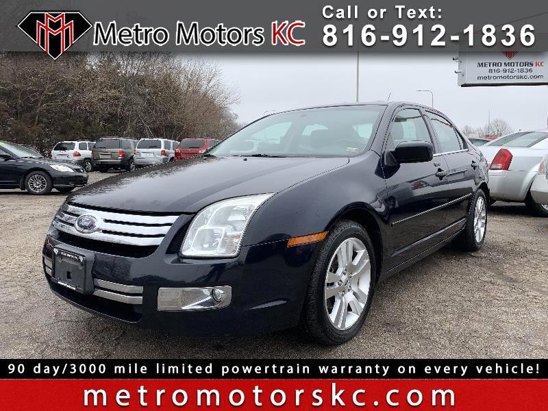 2008 Ford Fusion V6 SEL AWD
