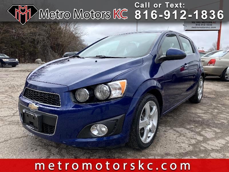 2014 Chevrolet Sonic LTZ Auto 5-Door