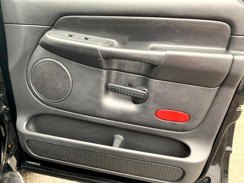 2004 Dodge Ram 1500 SLT Quad Cab 4WD