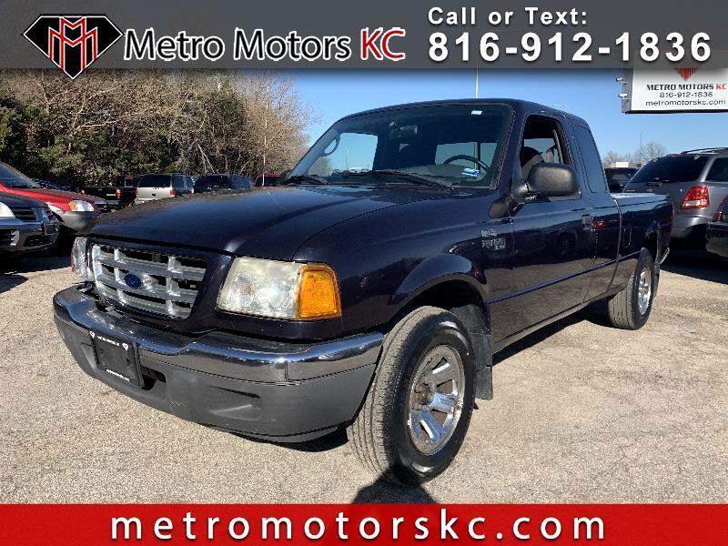 2003 Ford Ranger XL SuperCab 2WD