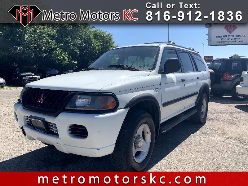 2000 Mitsubishi Montero Sport LS 4WD