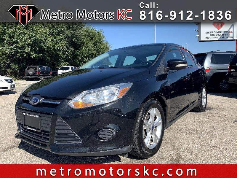 Metro Ford Kc >> Used 2014 Ford Focus Se Sedan For Sale In Independence Mo