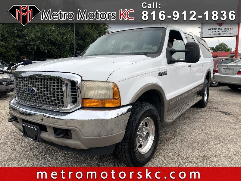 Metro Ford Kc >> Used 2000 Ford Excursion Limited 4wd For Sale In