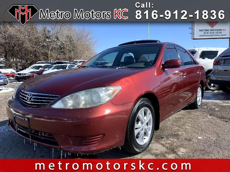 Toyota Camry LE V6 2006