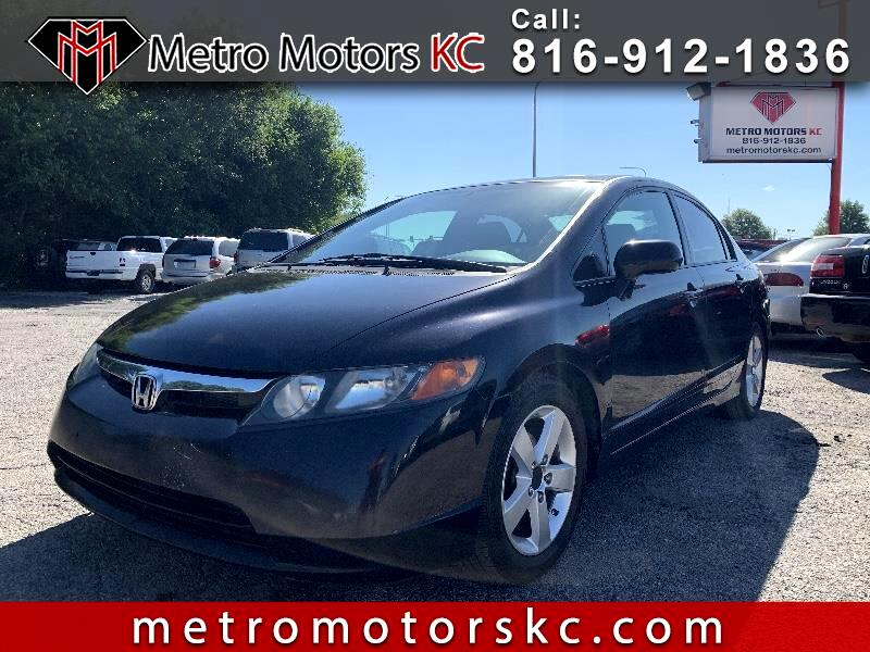 Honda Civic EX sedan 2008