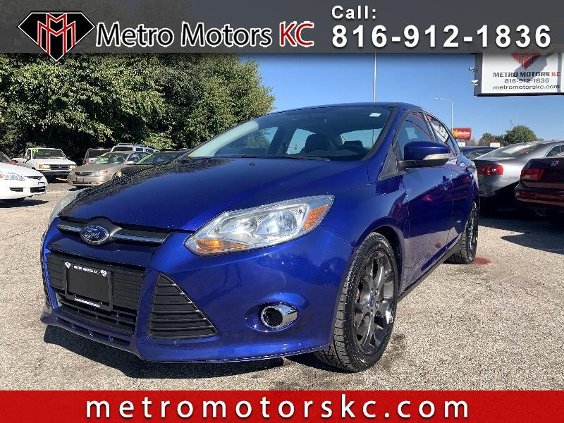 Ford Focus SE Sedan 2014