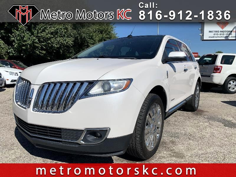 Lincoln MKX AWD 2012