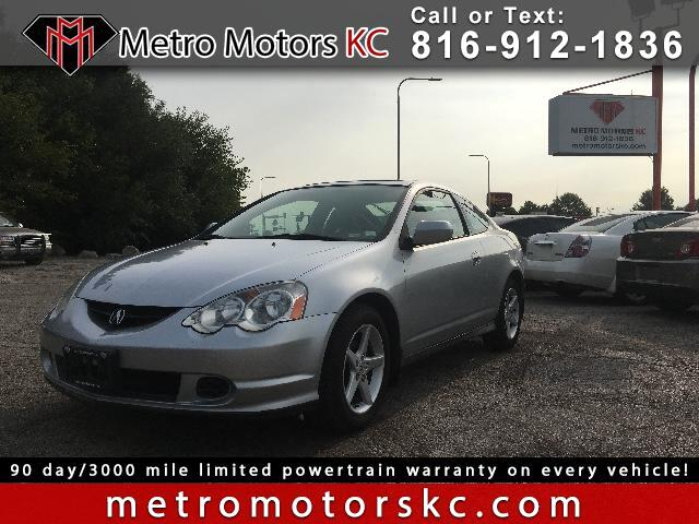 Acura RSX Coupe with 5-speed AT 2003
