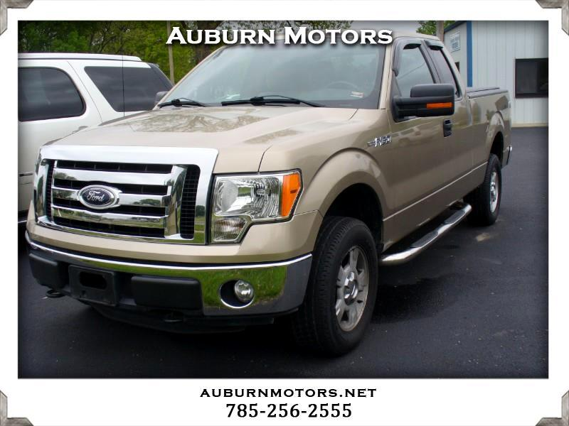 2012 Ford F-150 XLT SuperCab 6.5-ft. Bed 4WD