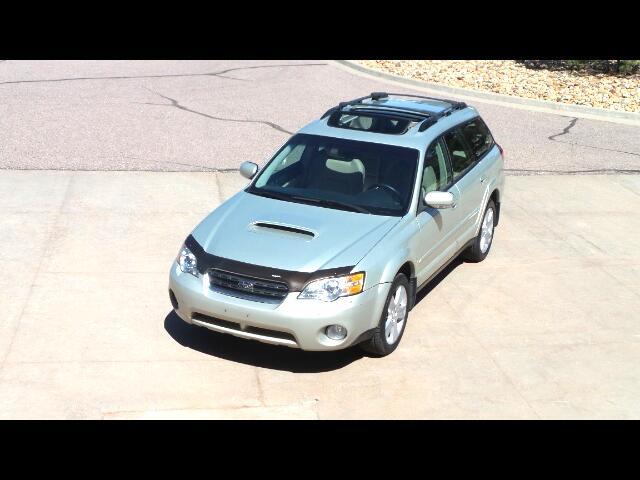 2007 Subaru Outback 2.5XT Limited Wagon