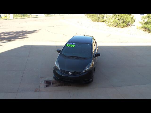 2013 Honda Fit Sport 5-Speed AT