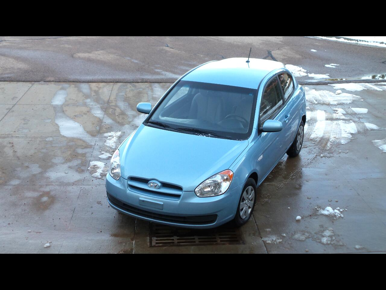 2011 Hyundai Accent GS 3-Door