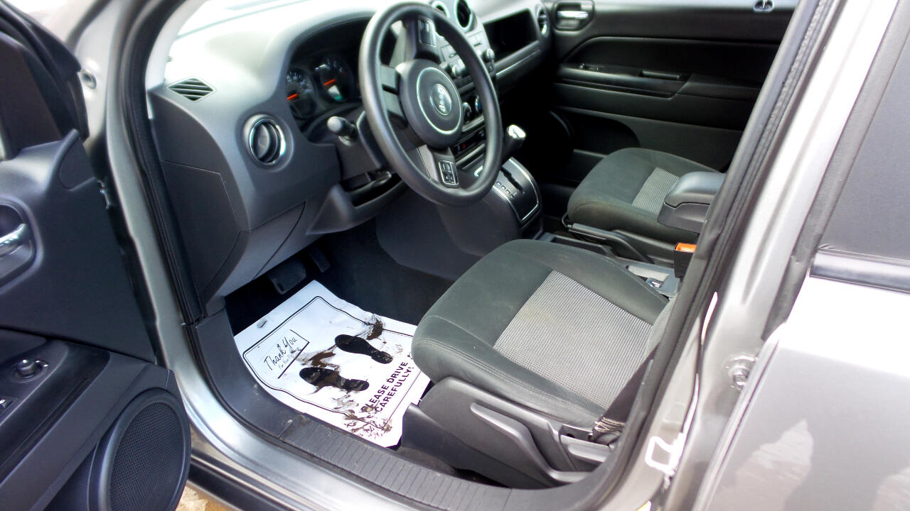 2013 Jeep Compass Sport 4WD
