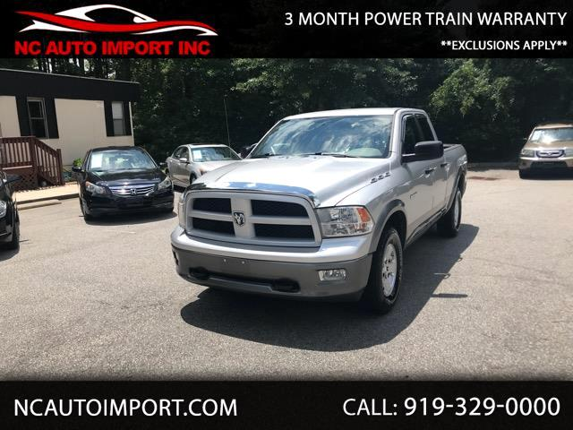 2009 Dodge Ram 1500 TRX OFF ROAD4WD