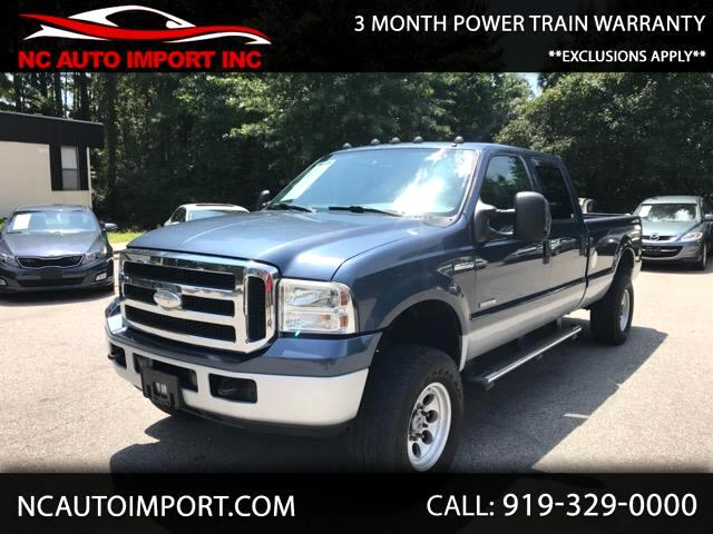 2006 Ford F-250 SD FX4 SuperCab Long Bed 4WD