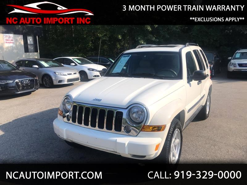 2007 Jeep Liberty Limited 2WD