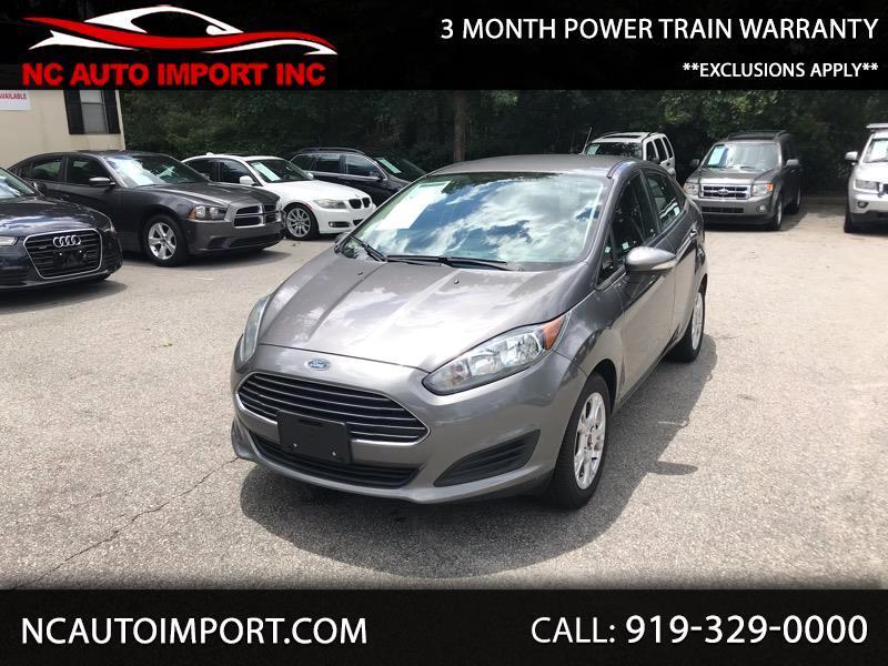 2014 Ford Fiesta SE Sedan