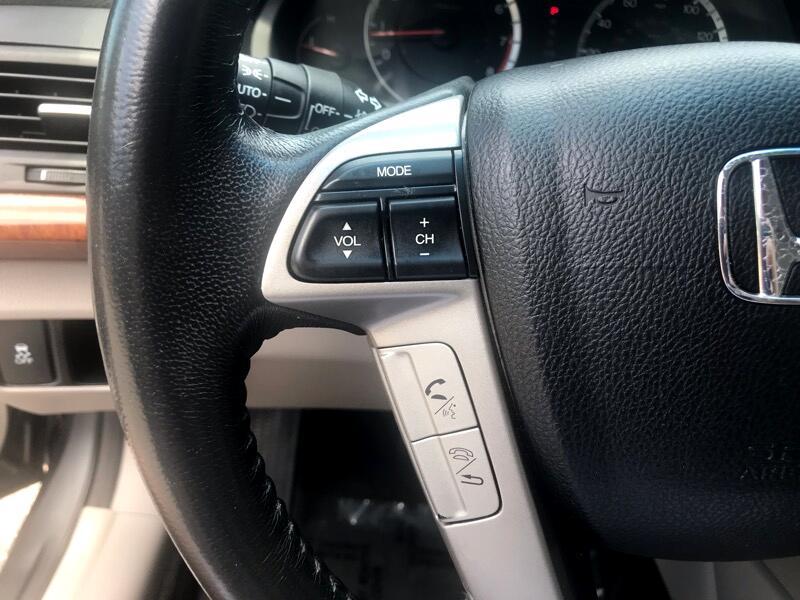 Honda Accord EX-L V6 Sedan AT 2012