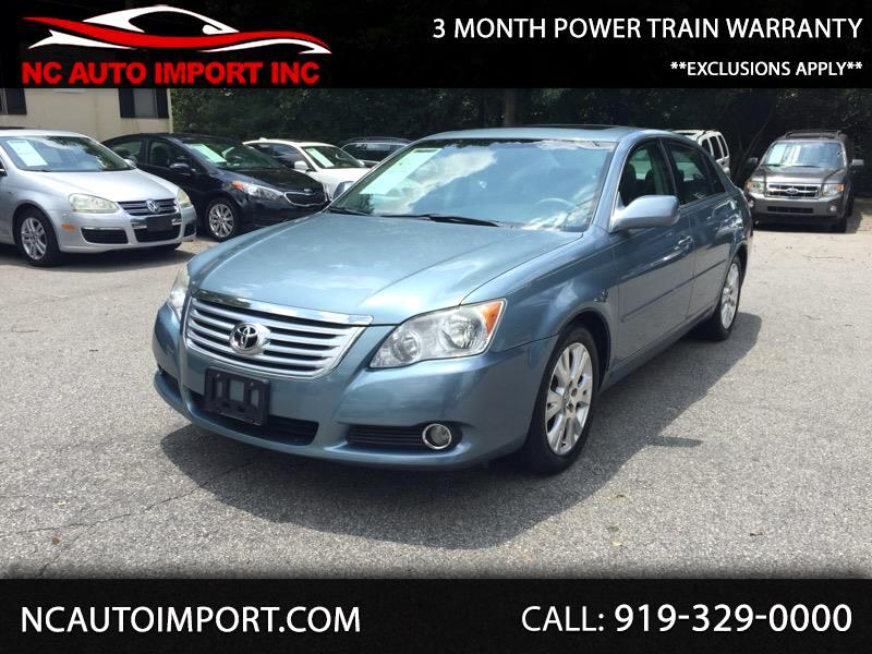 2009 Toyota Avalon 4dr Sedan XLS w/Bench Seat