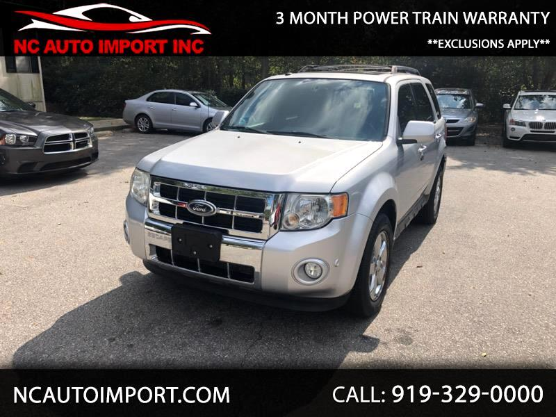 2010 Ford Escape Limited 4WD