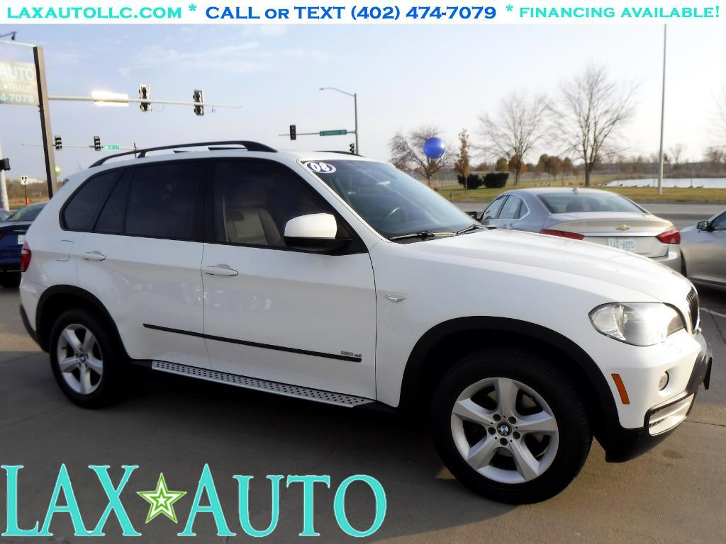 2008 BMW X5 3.0si AWD * 145k Miles * Back-up Cam! navi! *