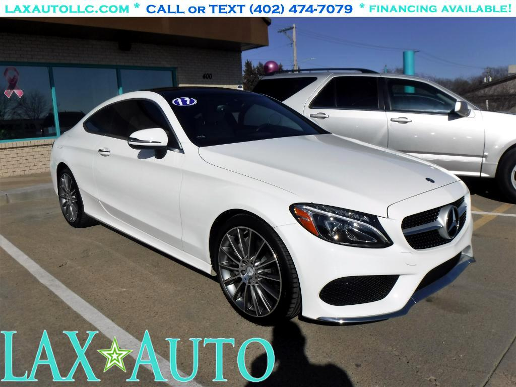 2017 Mercedes-Benz C-Class C300 AMG Coupe * Only 16,658 Miles!