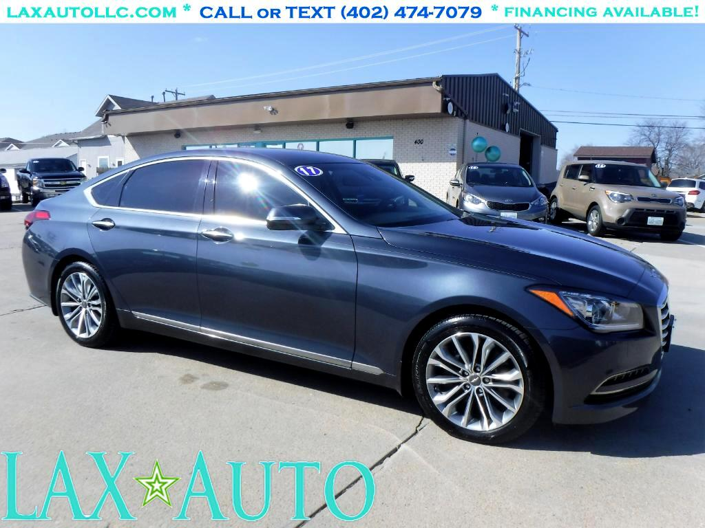 2017 Genesis G80 Ultimate Sedan * Only 4,560 Miles! * LOADED!