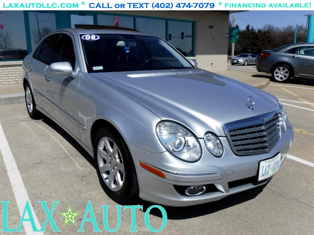 2008 Mercedes-Benz E-Class E320 BLUETEC Sedan * Only 47k miles! * Navigation!