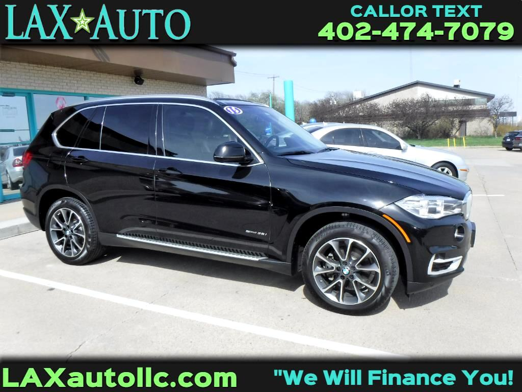 2015 BMW X5 sDrive * Luxury SUV * Only 38k Miles! *Black*