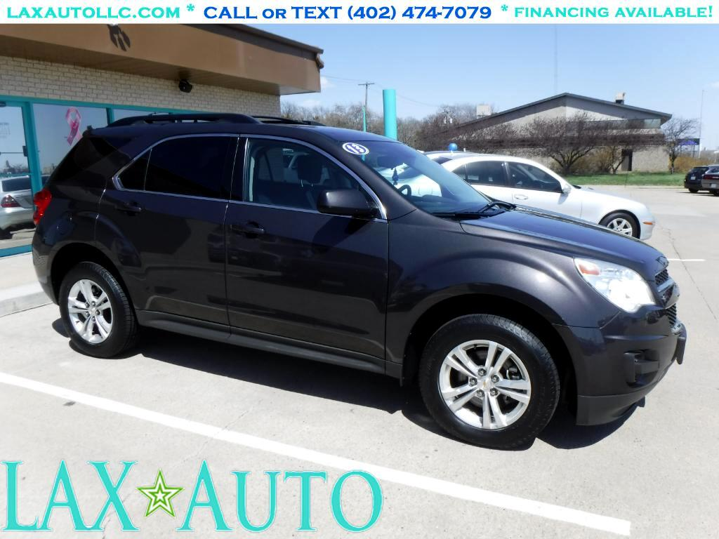 2013 Chevrolet Equinox LT AWD SUV * 65k miles * Back-up Cam! *