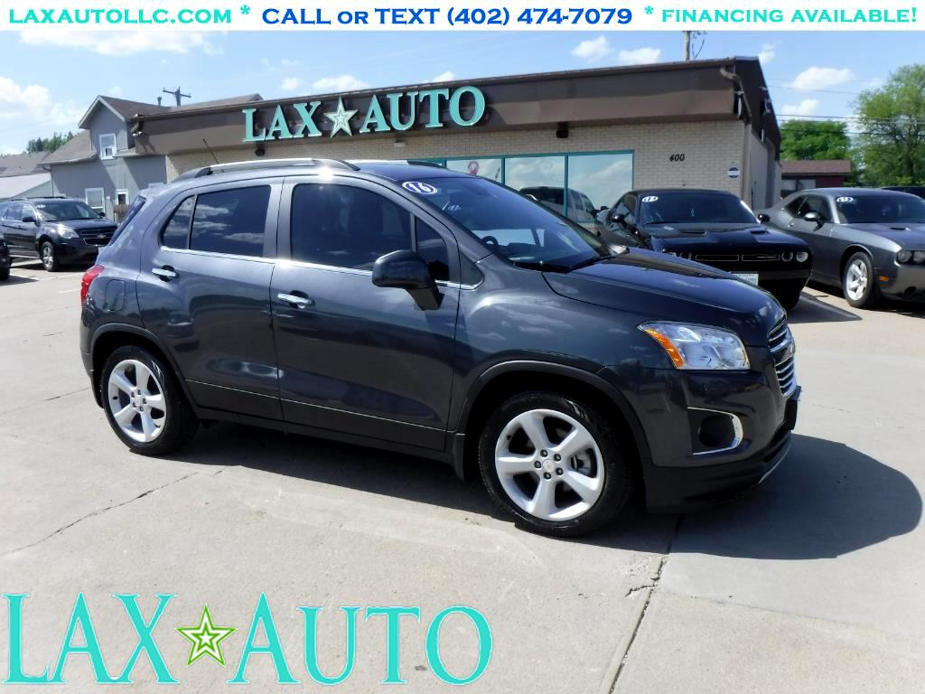 2016 Chevrolet Trax LTZ SUV * Only 20k miles! * 1-Owner Carfax! *