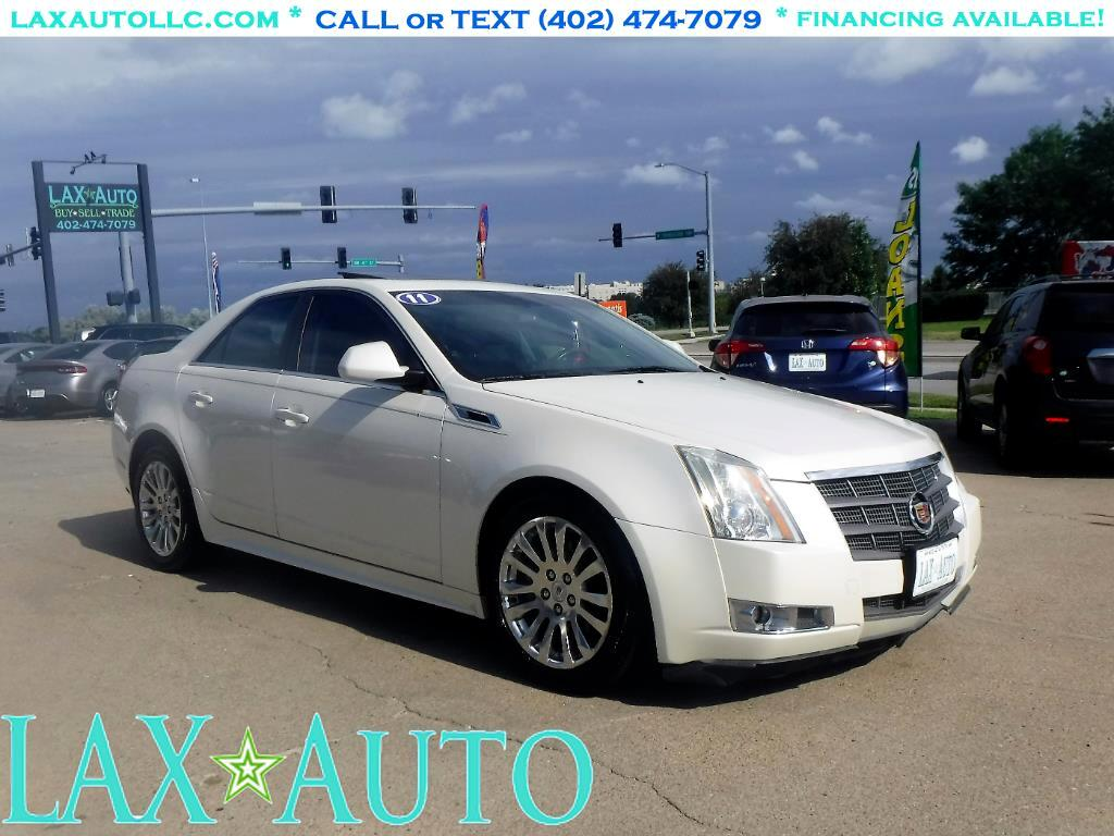 2011 Cadillac CTS Premium w/ Navi! Bose Sound! * Only 55k miles! *