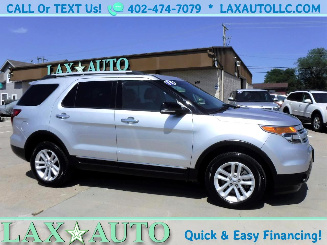 2015 Ford Explorer XLT 4WD* Only 29k miles!* Navi! 3rd Row! Loaded! *