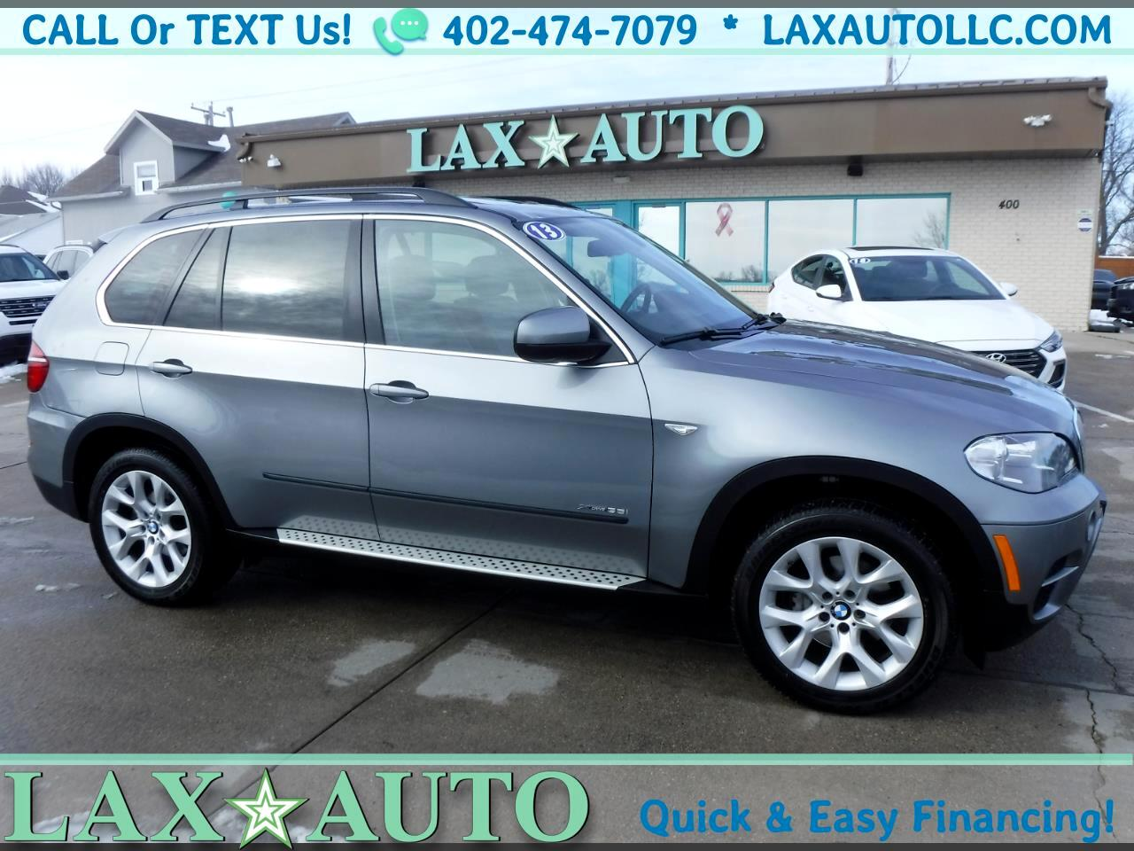2013 BMW X5 xDrive35i Sport Activity * 75k miles * w/ Navi!